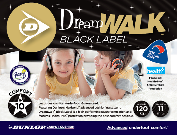 DreamWalk Black Label