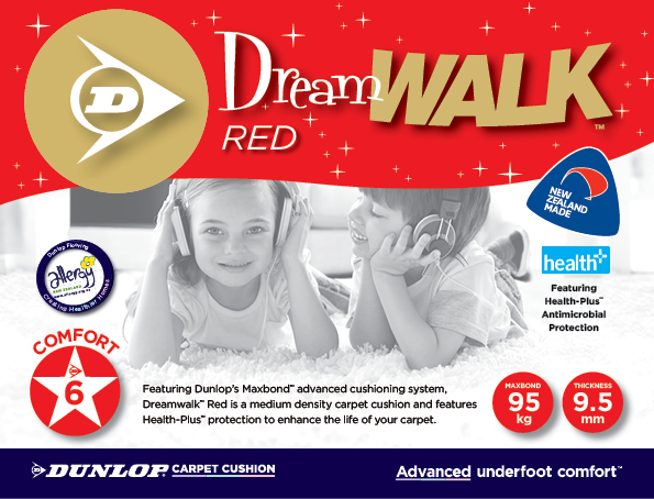 DreamWalk Red